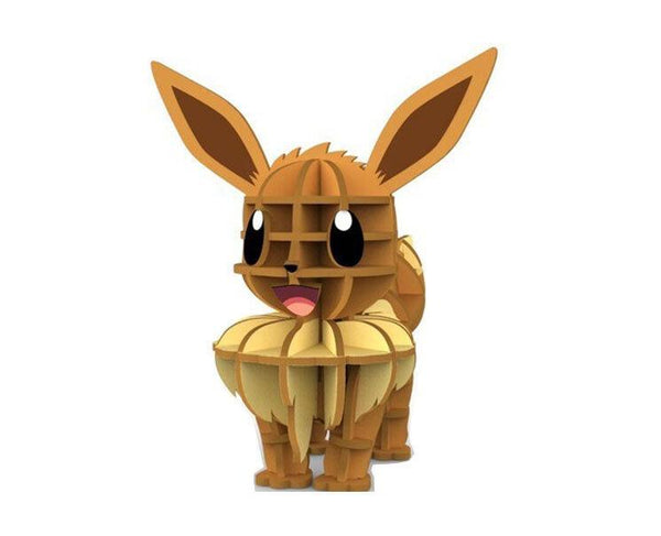 Pokemon 3D Paper Art: Eevee