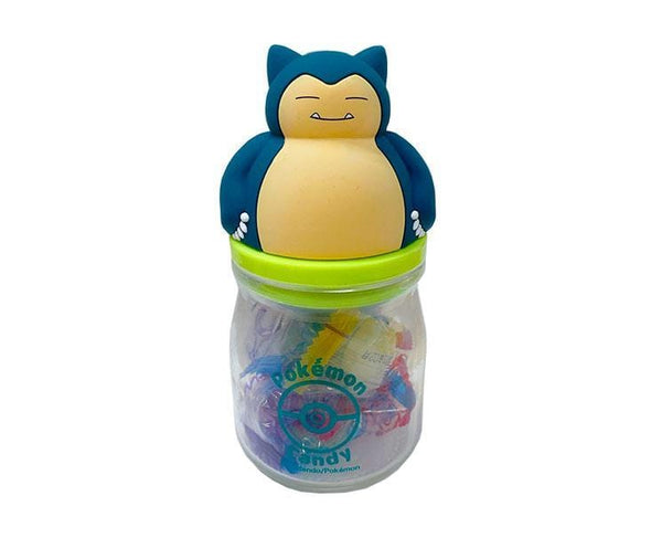Pokemon Hard Candy Bottle: Snorlax