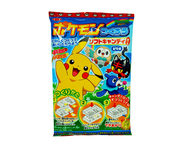 Lets Make Pokemon Soft Candy