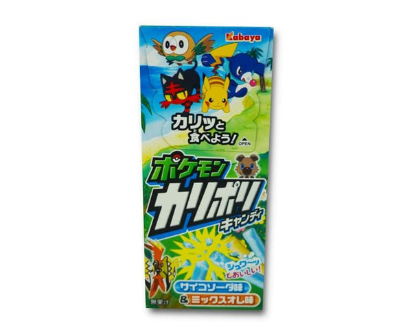 Pokemon Karipori Candy Sticks
