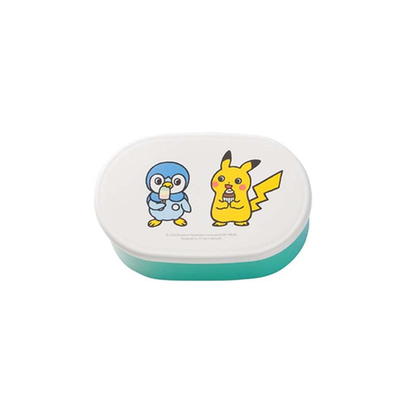 Pokemon Bento Box Set (Piplup and Pikachu)