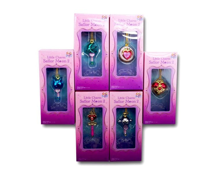 Little Charm Sailor Moon Blind Box Vol. 2