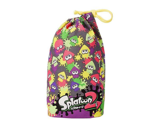 Splatoon 2 Drawstring Toiletries Bag