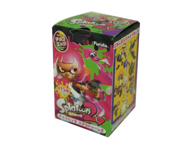 Splatoon Two Choco Egg