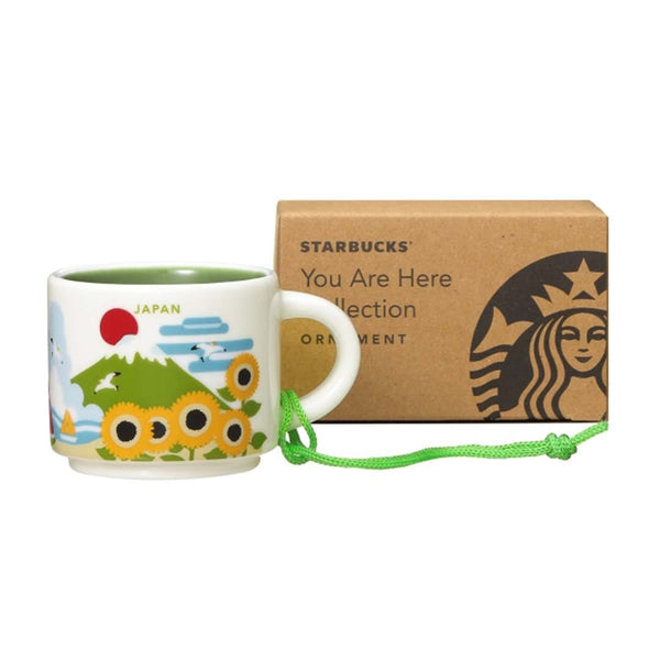 Starbucks You Are Here Collection: Japan Summer Mug (59ml)