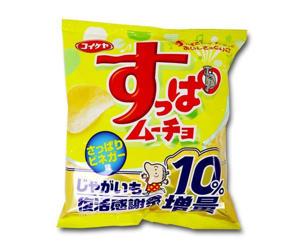 Suppamuccho Chips Refreshing Vinegar Flavor