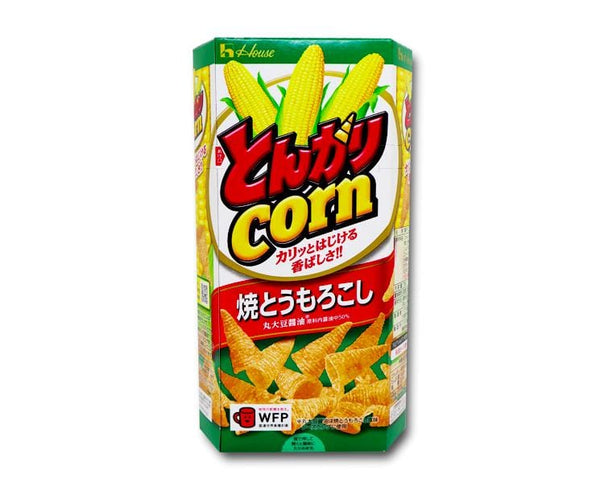 Tongari Corn Roasted Corn Flavor