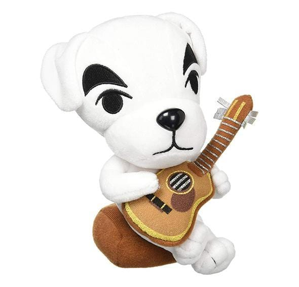 Animal Crossing All Star Collection Plushie: K.K. Slider