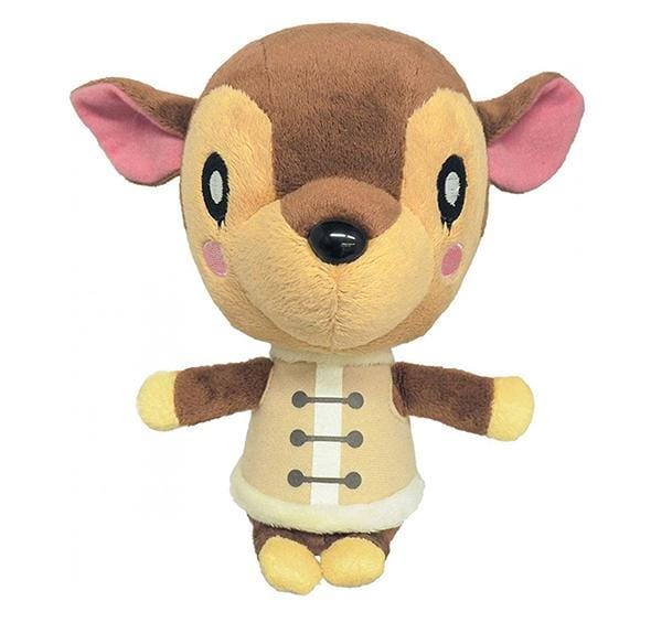 Animal Crossing All Star Collection Plushie: Fauna