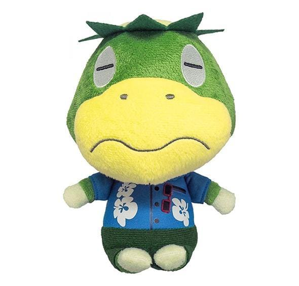 Animal Crossing All Star Collection Plushie: Kapp'n
