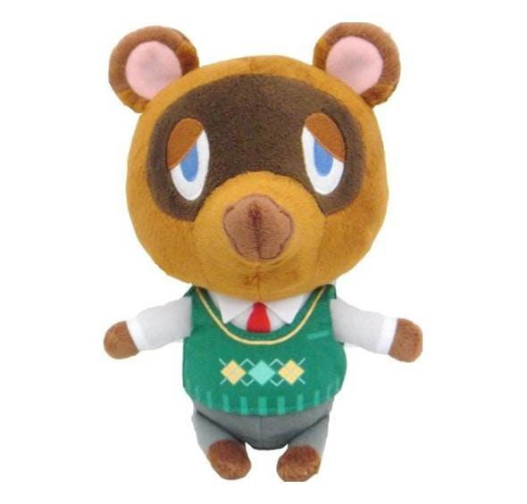 Animal Crossing All Star Collection Plushie: Tom Nook