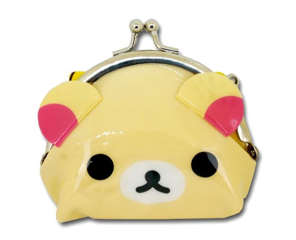 White Rilakkuma Coin Purse