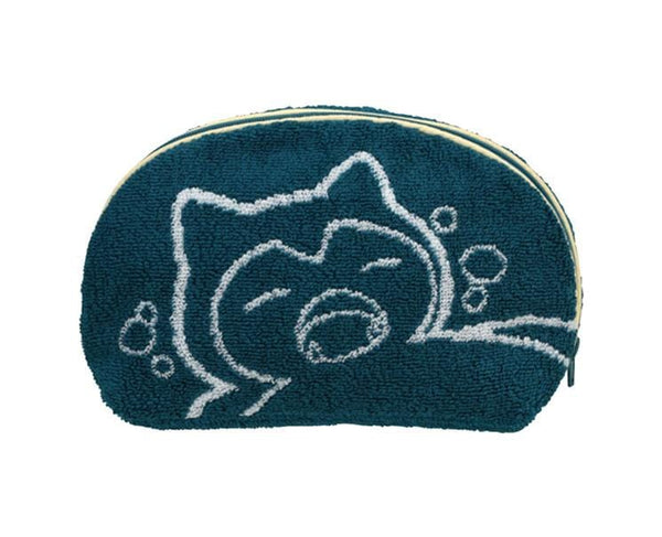 Yawning Snorlax Pouch