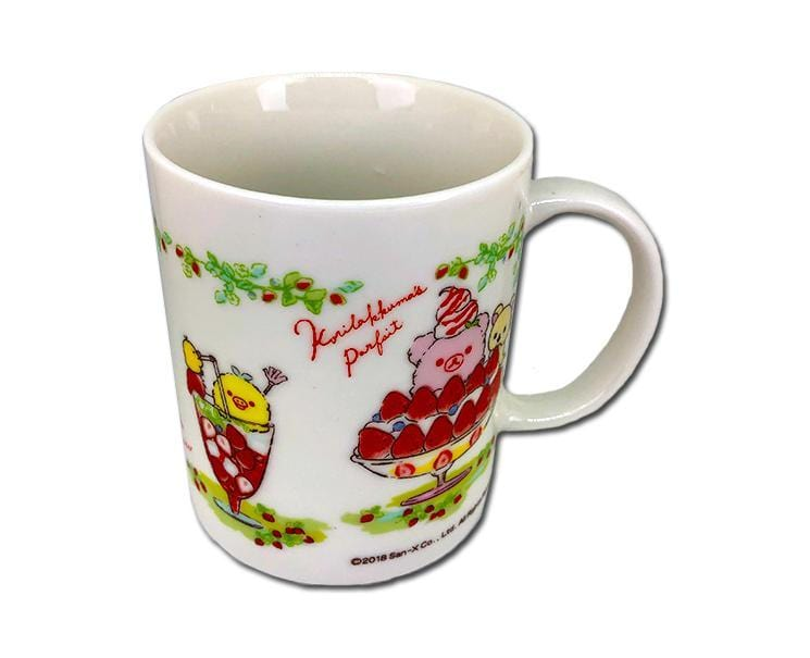 Rilakkuma Sweet Strawberry Mug