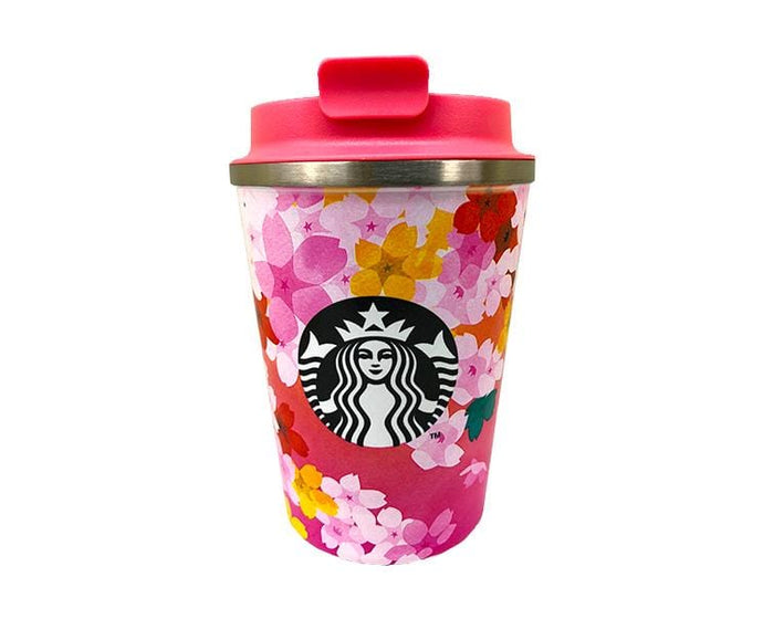 Starbucks Colorful Stainless Tumbler (355ML)