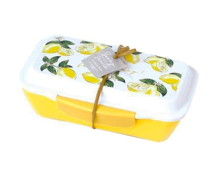 Sunny Fruits 500ml Yellow Bento