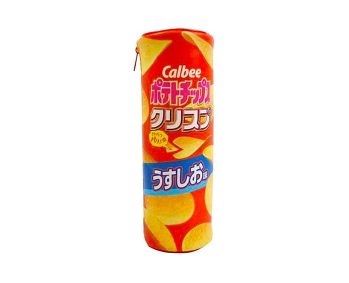 Calbee Potato Chip Pencil Case