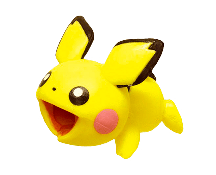 Pokemon Pichu Cable Bite