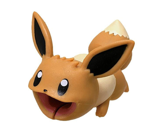 Pokemon Eevee Cable Bite