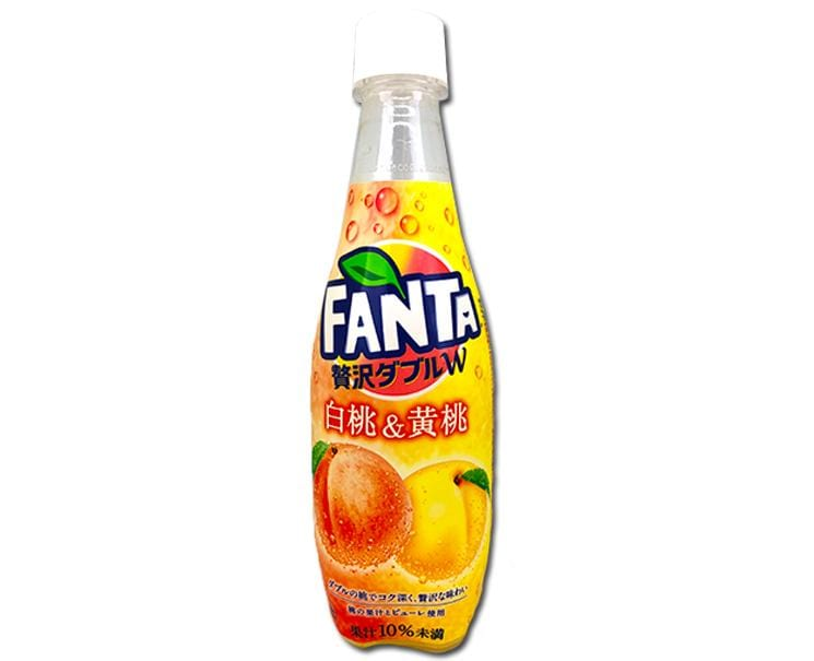 Fanta Double Peach
