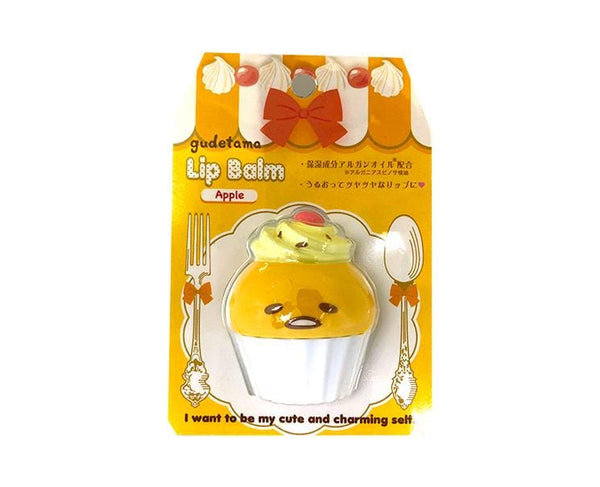 Gudetama Lip Balm: Apple