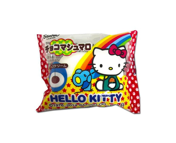 Hello Kitty Chocolate Marshmallow