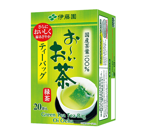 Itoen Green Tea Tea Bag