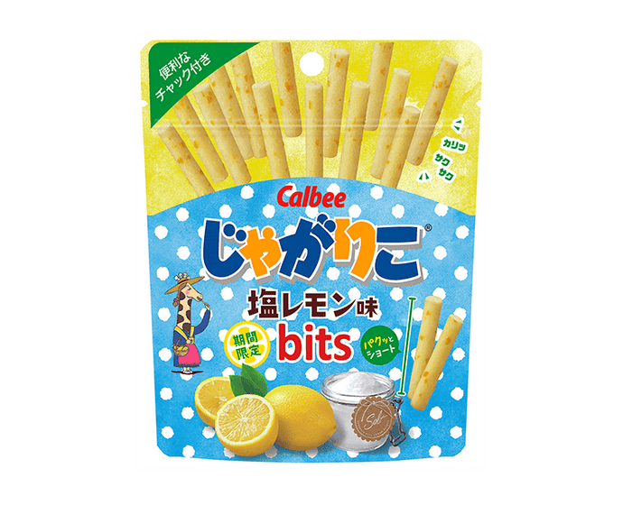 Jagariko: Salty Lemon Bits