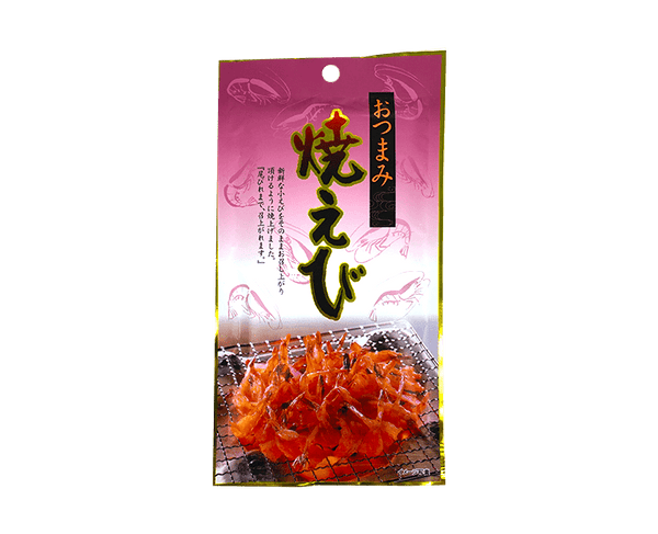 Japanese Dried Shrimp Otsumami