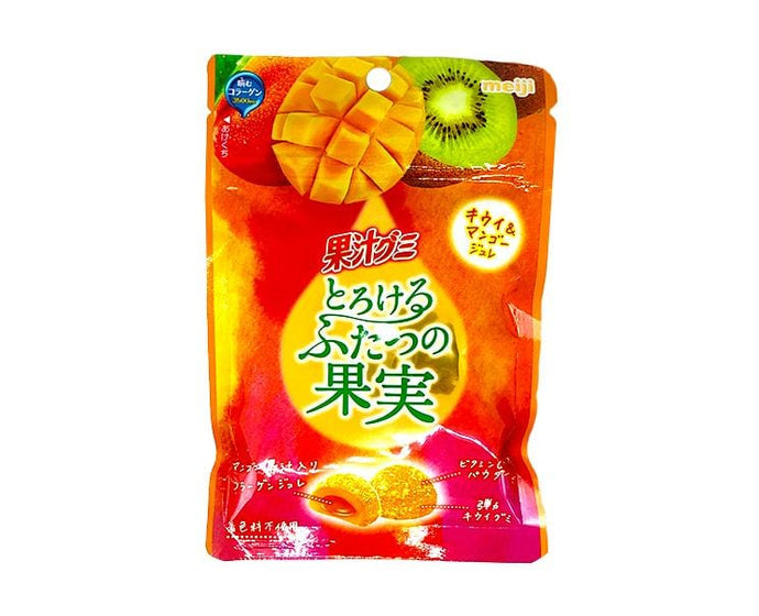 Kajuu Melty Blend Gummy (Kiwi and Mango)