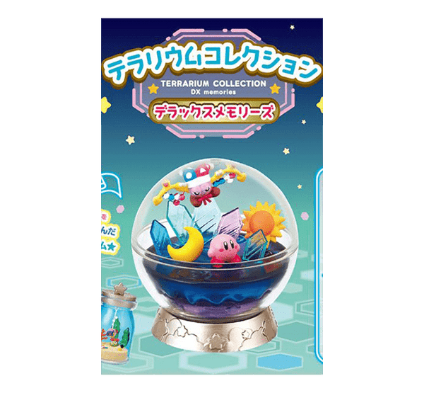 Kirby Terrarium Collection: DX Memories Blind Box