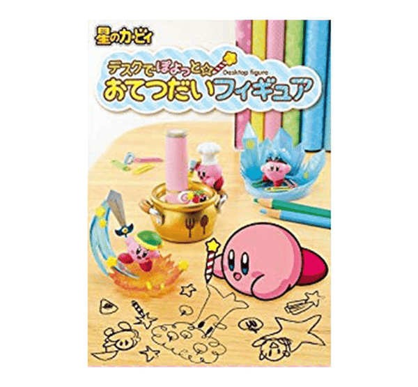 Kirby Desktop Figures Blind Box