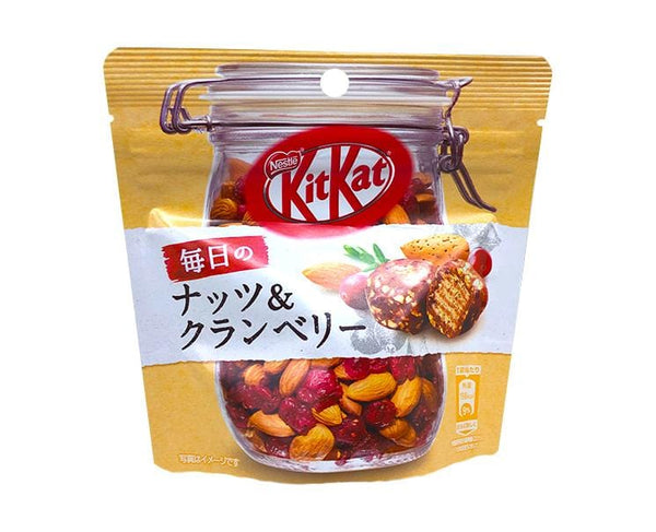 Kit Kat Everyday Nuts Cranberry Mini