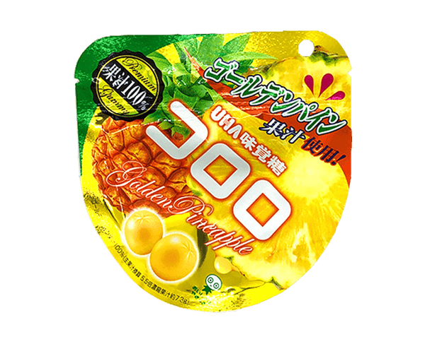 Kororo Golden Pineapple Gummy