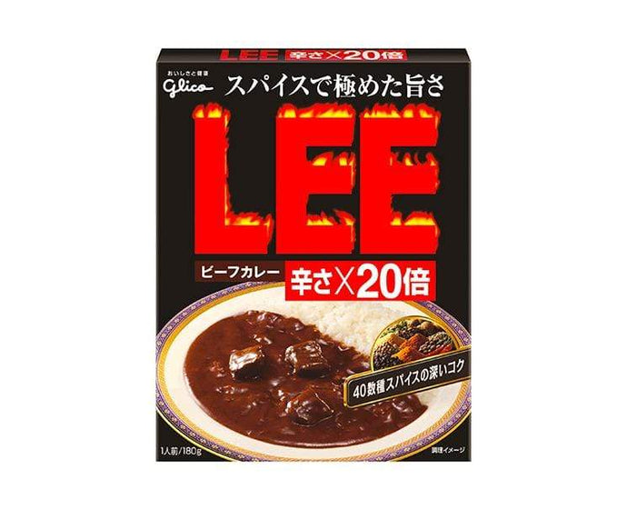 Lee Lv.20 Spicy Beef Curry