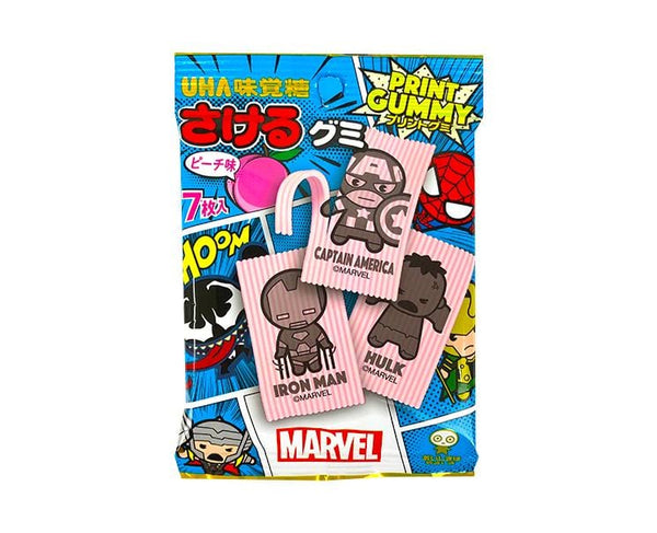 Sakeru Gummy: Marvel Comics