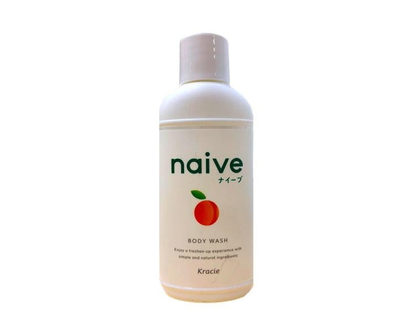 Kracie Naive Peach Body Wash