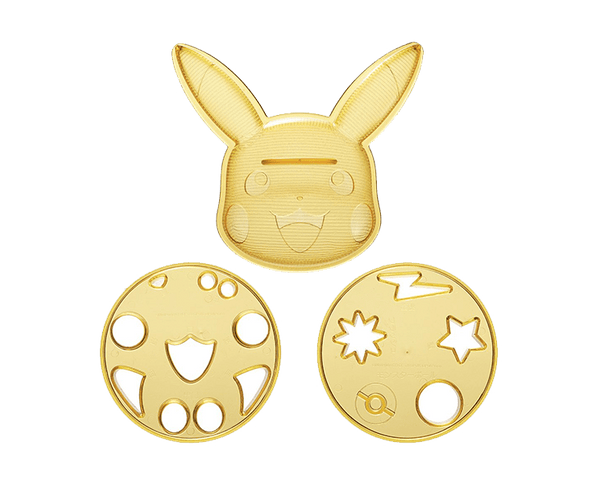 Pikachu Curry Mold