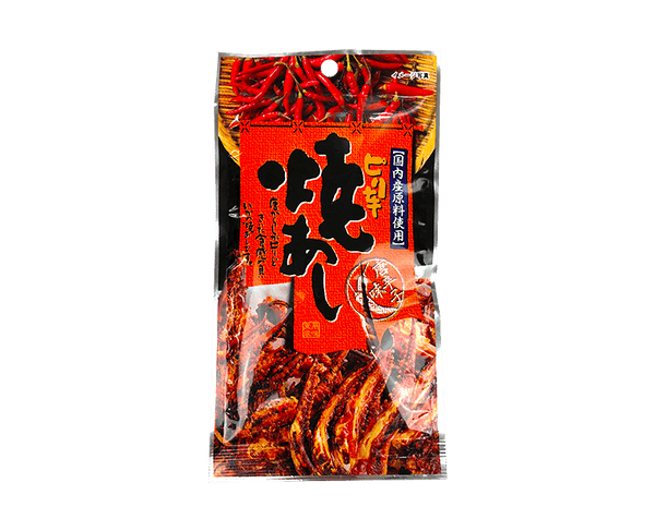 Pirikara Spicy Dried Squid