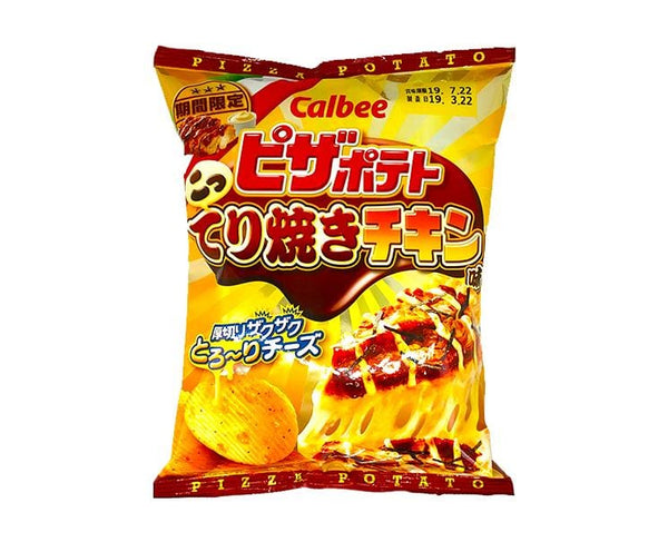 Pizza Potato: Teriyaki Chicken Flavor