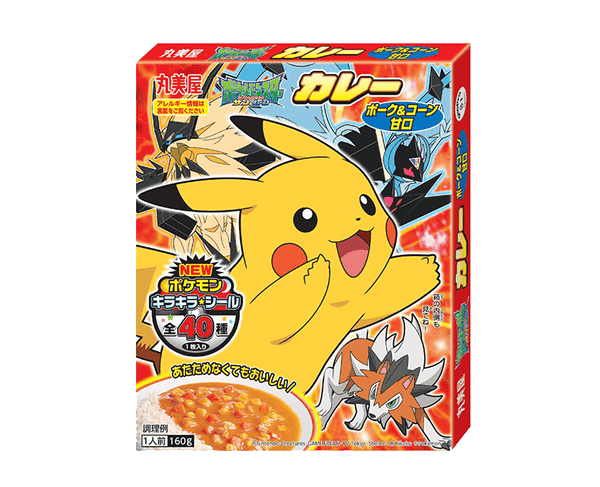Pokemon Curry