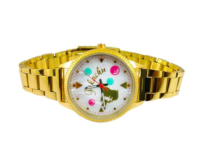 Pokemon Stainless Watch: Pikachu