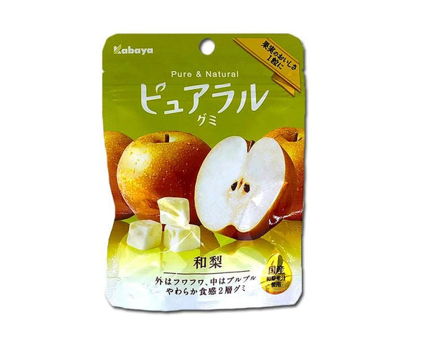 Pureral Gummy Asian Pear