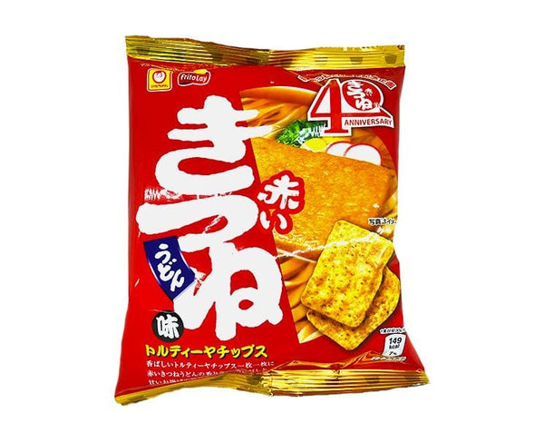 Red Kitsune Udon Tortilla Chips