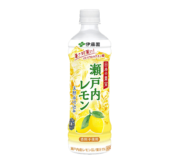 Itoen Setouchi Lemon Water