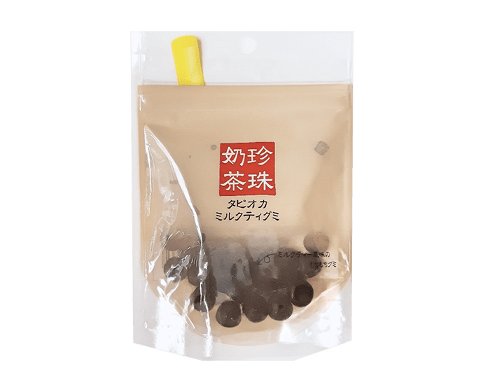 Tapioca Milk Tea Gummies