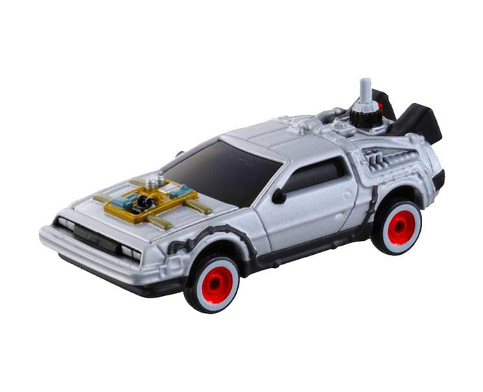 Dream Tomica Back to the Future DeLorean