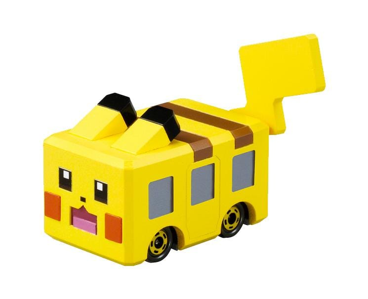 Dream Tomica Pokemon Quest (Pikachu)