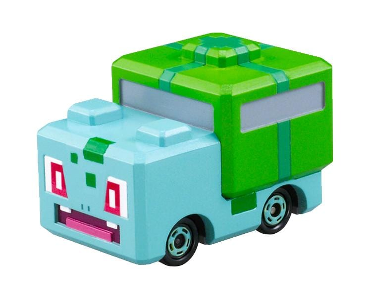 Dream Tomica Pokemon Quest (Bulbasaur)