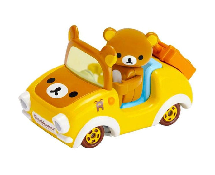 Dream Tomica Rilakkuma Car + Figure